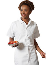 Edwards 1302 Unisex Short-Sleeve Cook Shirt at GotApparel