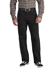 Dickies 13292 Unisex Relaxed Straight Fit 5-Pocket Denim Jean Pant at GotApparel