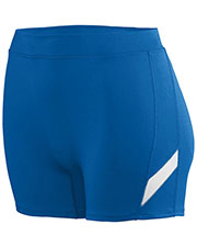 Augusta 1336 Girls Stride Short at GotApparel