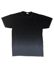 Tie-Dye 1370 Men 100% Cotton Ombre Dip-Dye T-Shirt at GotApparel