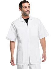 Med-Man 1373 Men Zip Front Jacket at GotApparel