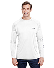Columbia 1388261 Men Terminal Tackle™ Long-Sleeve T-Shirt at GotApparel