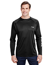 Custom Embroidered Columbia 1388261 Men Terminal Tackle Long-Sleeve T-Shirt at GotApparel