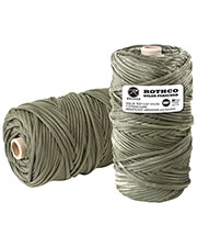 Rothco 139 Adult Nylon Paracord 550lb 300 Ft Tube at GotApparel