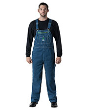 Dickies 14006 Unisex Liberty Stonewashed Denim Bib Overall at GotApparel