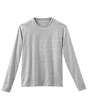 White Swan Brands 14368  + S Long Sleeve Tshirt at GotApparel