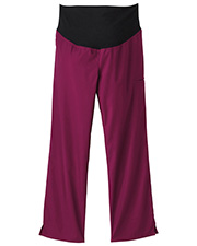 White Swan Brands 14378  Fundatals   Maternity Pant With Stretch Panel. Inseam: 32.  19 Slight Flare Leg Opening.  1 Welt Cargo Pocket.  Front And Back    Side Vents. at GotApparel