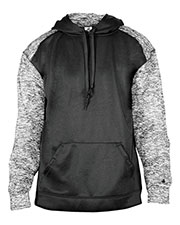 Badger 1462 Adult Blend Sport Hooded Fleece at GotApparel