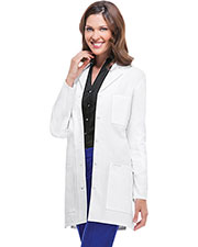 "Cherokee 1462 Women 32"" Lab Coat at GotApparel"