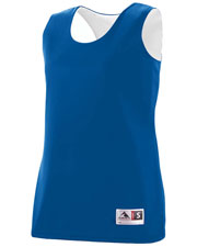 Augusta 147 Women Reversible Wicking Tank at GotApparel