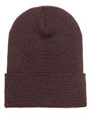 Yupoong 1501 Unisex Cuffed Knit Cap at GotApparel