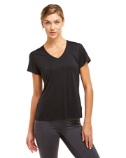 Soffe 1505V  Jrs Performance Tee at GotApparel