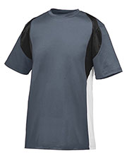 Augusta 1516 Boys Quasar Soccer Short Sleeve Jersey at GotApparel