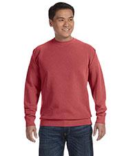 Comfort Colors 1566 Men Crewneck Sweatshirt at GotApparel