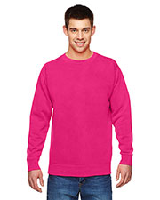 Comfort Colors 1566 Men 9.5 oz. Garment-Dyed Fleece Crew at GotApparel
