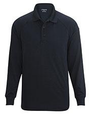 Edwards 1567ED Unisex Tactical Snag Proof Long Sleeve Polo Shirt at GotApparel