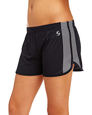 Soffe 1571G Girls Track Shortie at GotApparel