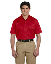 Dickies Workwear 1574 Men Short-Sleeve Work Shirt at GotApparel