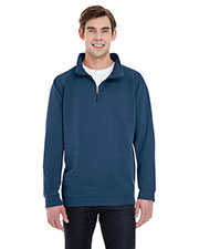 Comfort Colors 1580 Men Quarter-Zip Sweatshirt at GotApparel