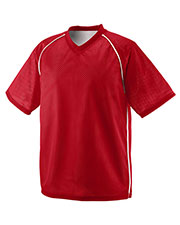 Augusta 1615 Men Verge Reversible V-Neck Jersey at GotApparel