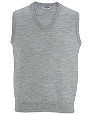Edwards 165 Unisex Value Ribbed Collar V-Neck Vest at GotApparel