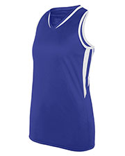 Augusta 1672 Women Full Force Tank at GotApparel