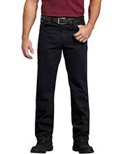 Dickies 17292 Unisex Regular Straight Fit 5-Pocket Denim Jean Pant at GotApparel