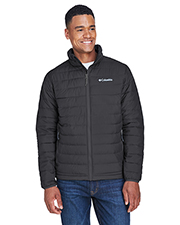 Columbia 1736801 Men Oyanta Trail™ Insulated Jacket at GotApparel