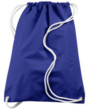 Augusta 175 Unisex Large Drawstring Backpack at GotApparel