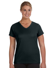 Augusta 1790 Women Moisture-Wicking V-Neck T-Shirt at GotApparel