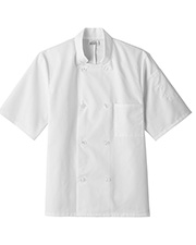 Five Star 18001  Short Sleeve Chef Jacket at GotApparel