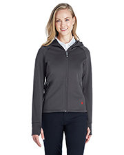 Custom Embroidered Spyder 187331 Ladies Hayer Full-Zip Hooded Fleece Jacket at GotApparel