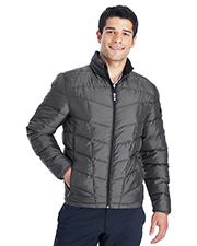 Custom Embroidered Spyder 187333 Men Pelmo Insulated Puffer Jacket at GotApparel