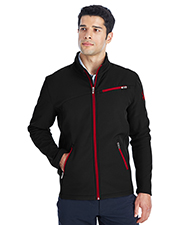 Custom Embroidered Spyder 187334 Men Transport Soft Shell Jacket at GotApparel