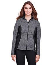Custom Embroidered Spyder 187335 Ladies Constant Full-Zip Sweater Fleece at GotApparel