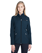 Custom Embroidered Spyder 187337 Ladies Transport Softshell Jacket at GotApparel