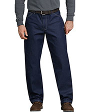 Dickies 1994 Unisex Relaxed Straight Fit Carpenter Denim Jean Pant at GotApparel