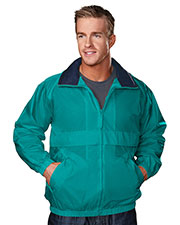 Tri-Mountain 2000 Men Highland Nylon Jacket at GotApparel