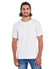 American Apparel 2001ORW Men Organic Fine Jersey Classic T-Shirt at GotApparel