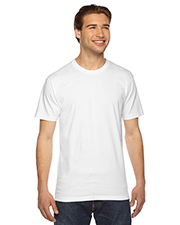 American Apparel 2001W Men Fine Jersey Short-Sleeve T-Shirt at GotApparel