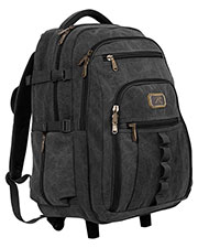 Rothco 20055  Rolling Canvas Backpack at GotApparel