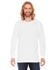 American Apparel 2007W Men Fine Jersey Long-Sleeve T-Shirt at GotApparel
