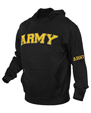 Rothco 2055 Men Military Embroidered Pullover Hoodies at GotApparel