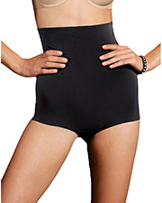Maidenform 2059 Women Sleek Smoothers HiWaist Boyshort at GotApparel
