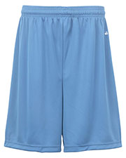 Badger Sportswear 2107 Youth Elastic Waist Shorts at GotApparel