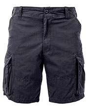 Rothco 2130 Men Vintage Solid Paratrooper Cargo Short at GotApparel