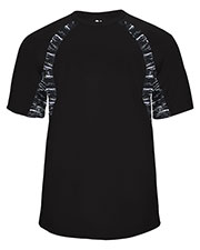 Badger 2142  Youth Static Hook Tee at GotApparel
