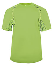 Badger 2142 Boys Youth Static Hook Tee at GotApparel