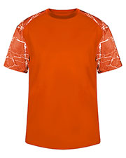 Badger 2143 Boys Youth Shock Sport Tee at GotApparel