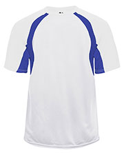 Badger 2144 Boys Youth B-Dry Hook Tee at GotApparel